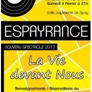 affiche espayrance 2017