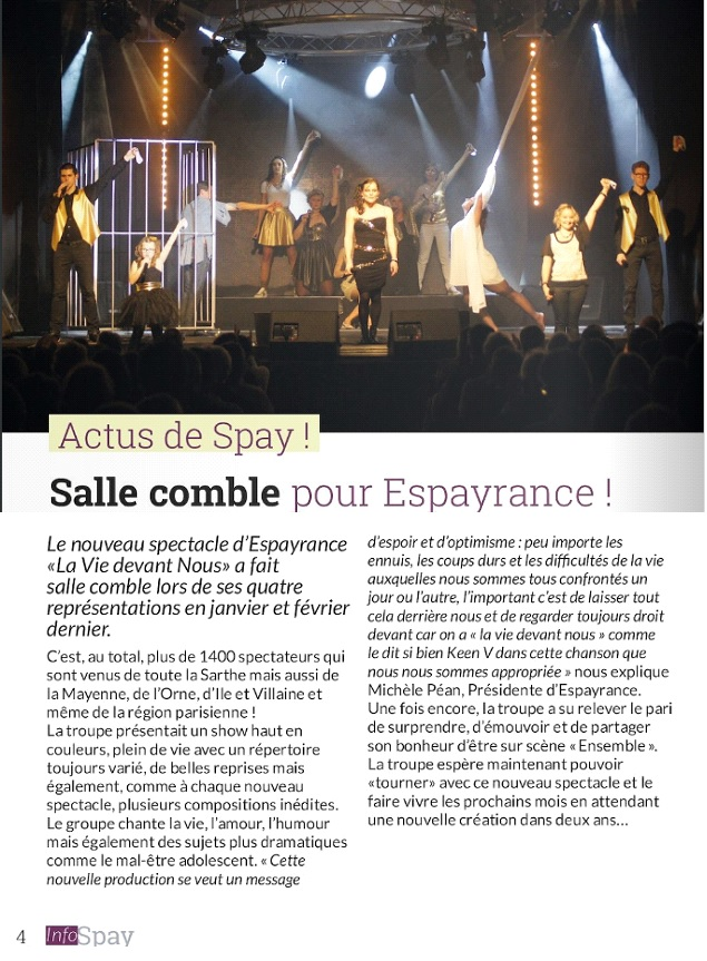 Article infospay mars 2017